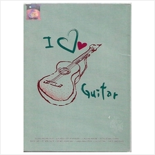 I Love Guitar CD 18 Popular Songs in Guitar Instrumental Music