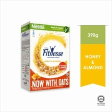 NESTLE FITNESSE Honey and Almond Cereal 390g)