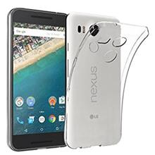 LG NEXUS 5X ULTRA SLIM TPU GEL CASE