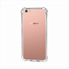OPPO A57 A39 Clear Phone Case Cover Casing