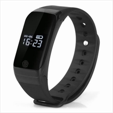 X7 BLUETOOTH 4.0 SPORTS SMART WATCH HEART RATE TRACKER TEMPERATURE PRESSURE MO