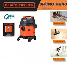 Black & Decker BDWD15 1400 W 15 Litre Multi Function Vacuum Cleaner