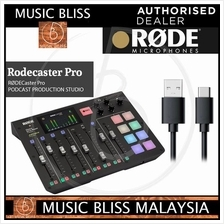 Rode RodeCaster Pro Podcast Production Studio *Crazy Sales**