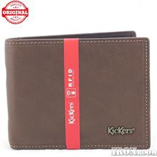 KicKers RFID Protected Men Leather Wallet KDJY-M-84886 a59237d51d
