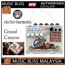 Electro Harmonix Grand Canyon Delay and Looper Pedal *Crazy Sales*