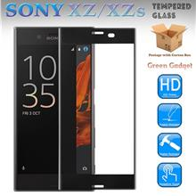 SONY XZ/XZs Full Glue 3D Tempered Glass Screen Protector