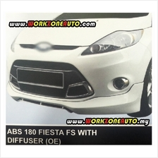 ABSF57 Ford Fiesta 2012 OE ABS Bodykit Fullset With Diffuser (ABS180 ABS181 AB
