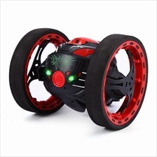 PEG SJ88 2.4G REMOTE CONTROL JUMPING CAR 2 SECOND ROTATION BOUNCE RC TOY (BLAC