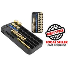 BATTERY ORGANIZER STORAGE CASE (72 SLOTS) WITH BATTERY TESTER