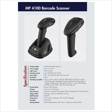 MP 4100 Wireless Barcode Scanner