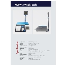 MCSW-3 Weight Scale