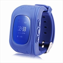 Q50 (Q1213) RUSSIAN VERSION CHILDREN SMART WATCH TELEPHONE (DEEP BLUE)