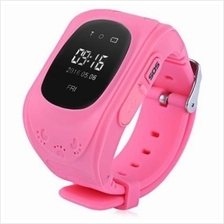 Q50 (Q1213) RUSSIAN VERSION CHILDREN SMART WATCH TELEPHONE (PINK)