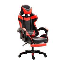 Gaming Swivel Office Chair RED Simple Office Table Game adjustable