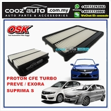 Proton Preve CFE Turbo 2012 - 2018 OSK Replacement Air Filter
