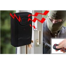 Anti Theft Vibration Alarm with Remote Control