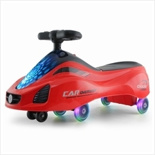 FENGDA FD-6819 Children Car With Lights And Music (RED)