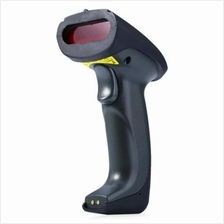 YHD - 5300 433MHZ WIRELESS LASER BARCODE SCANNER LABEL READER WITH CHARGER BAS