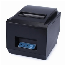 ZJ - 8250 HIGH-SPEED 80MM POS RECEIPT THERMAL PRINTER (BLACK)