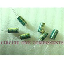 1800uF 6.3v Sanyo Electrolytic Capacitor [ Mother Board Use ] - Each