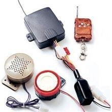 Motorcycle Alarm System with Voice