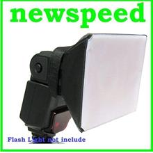 Universal Piramid Speedlite Flash Light Speedlight Diffuser Soft Box