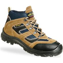 Safety Shoes Safety Jogger X2000 Brown ST PU Sports Mid FOC Del No GST