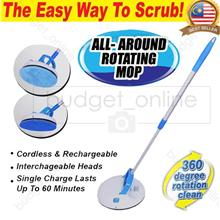 All Around Rotating Mop Scrub Extended Cordless Rechargeable BLD-300