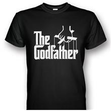 The Godfather T-shirt Black