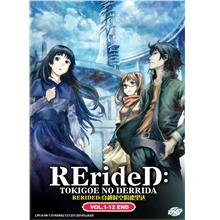 RErideD Tokigoe No Derrida Vol.1-12End Anime DVD