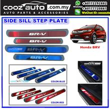 HONDA BRV BR-V Colorful Door Side Sill Step Plate (RED or BLUE)
