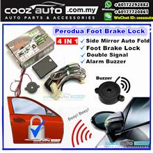 TWM Perodua Alza SE 2008-2014 4 in 1 Alarm Buzzer + Double Signal + Foot Brake