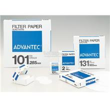 ADVANTEC Filter Paper Grade 5A (Ashless) (Box of 100)