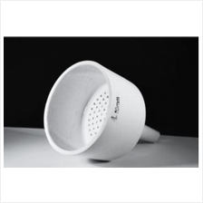 Buchner Funnel with Perforated Disc, Porcelain