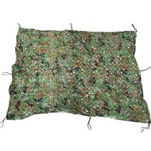 1.53M x 1.99M Woodland Military Car Cover Hunting Camping Tent Camoufl..