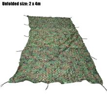 2M x 4M Woodland Military Hunting Camping Tent Car Cover Camouflage Ne..