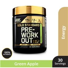 Optimum Nutrition Gold Standard Pre-Workout 300g - Green Apple