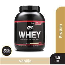 OPTIMUM NUTRITION ASPAC WHEY VANILLA 4.5LB - US