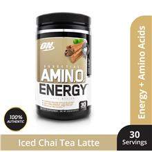 Optimum Nutrition Amino Energy 300g - Chai Tea Latte
