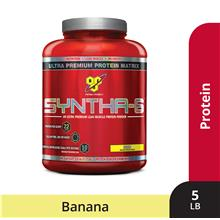 BSN Syntha-6 5 lbs - Strawberry