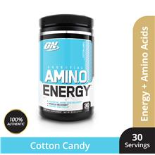 Optimum Nutrition Amino Energy 270g - Cotton Candy)