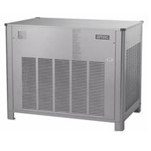 Industrial Ice Machine Simag SPN1205 1200KGS With R300 Ice Storage Bin