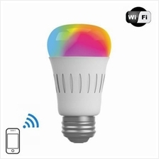 E27 6W SMART WIFI RGBW LED BULB APP CONTROL FOR IOS ANDROID DEVICE