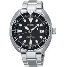 Seiko Prospex Mini Turtle Black Divers Automatic Gents SRPC35K1