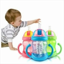 Baby Kids Feeding Bottle Cup (240 ml)