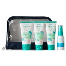 Offspring Travel Essentials Set - FREE Multi-Surface Cleaner - 10%)