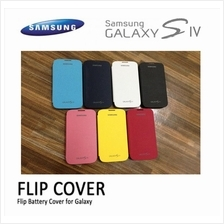 [A7] samsung galaxy S IV 4 SIV I9500 flip case casing VARIETY COLOR
