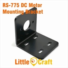 RS-775 DC Motor Right Angle Mounting Bracket