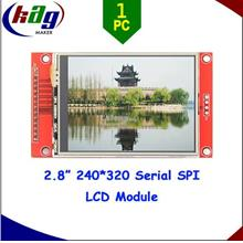 "2.8"" TFT LCD Display Touch Panel SPI Serial SD Card 240x320 ILI9341"