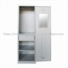 1 Compartment Hanging Clothes Steel Locker OFMS02 Cheras Puchong